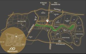 مول فرونت جيت العاصمة الإدارية