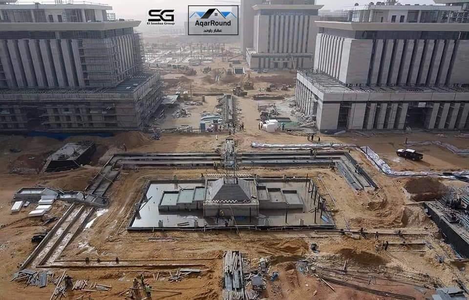 ماركيه مول العاصمة الادارية| 2020 Marquee Mall New capital