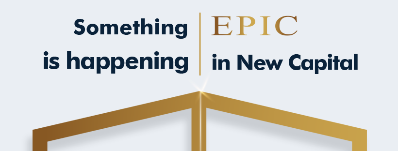 Epic Complex new capital | Egy holding 2020