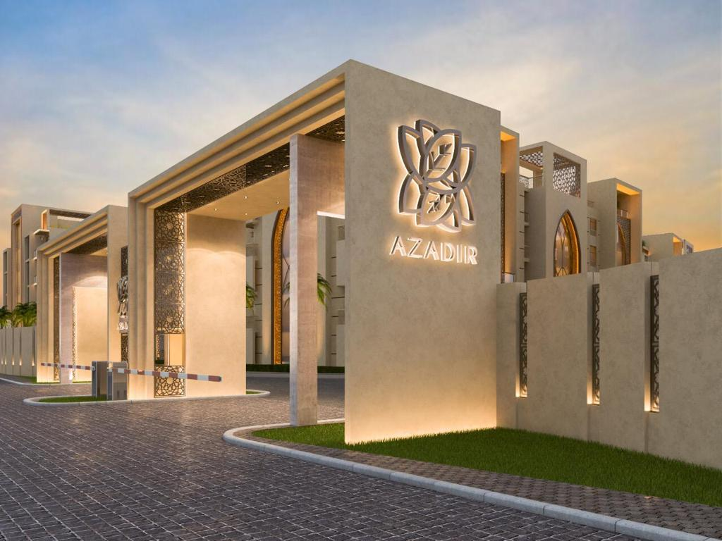 Azadir New Cairo from OUD | 10% down payment over 7 years