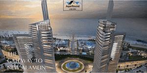 أبراج ذا جيت العلمين  | 2020 The Gate Towers Alamein
