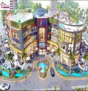 سيفنتي مول العاصمة الإدارية الجديدة Seventy Mall
