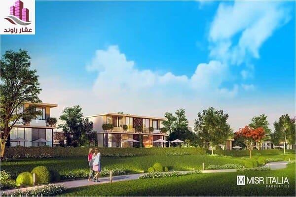 كمبوند البوسكو العاصمة الإدارية الجديدة IL Bosco New Capital