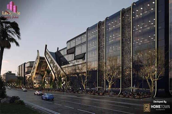 لافاييت مول العاصمة الإدارية الجديدة Lafayette Mall new capital