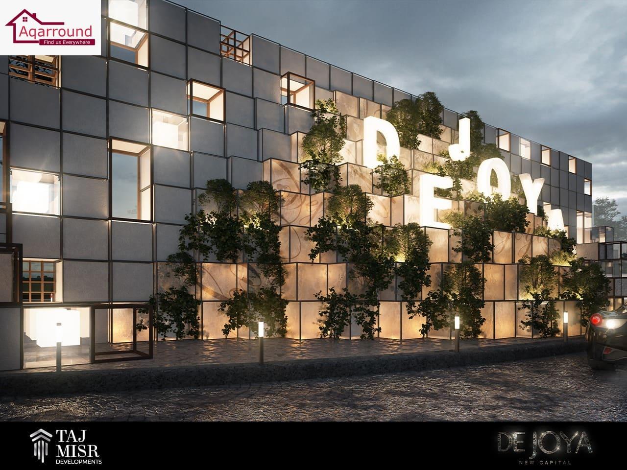 مول دي جويا العاصمة الإدارية de joya mall new capital
