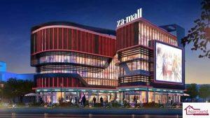 ذا مول العاصمة الإداريه الجديده Za mall new capital