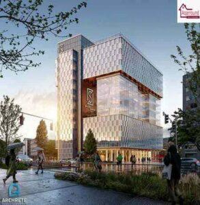 سمارت تاور مول العاصمة الإدارية Smart Tower Mall new capital