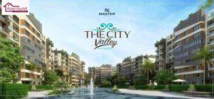 كمبوند ذا سيتي فالي العاصمة الإدارية the city valley new capital