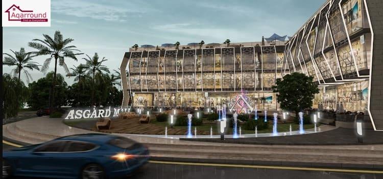 مول اسجارد العاصمة الإدارية Asgard Mall New Capital