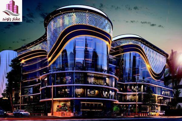 مول جراند سكوير العاصمة الإدارية Grand Square mall