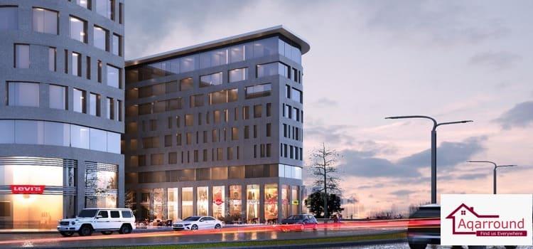 مكتب 37 متر للبيع في سوليدير العاصمة بمقدم 90 الف