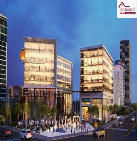 مول ذا ووك العاصمة الإدارية The Walk Mall New Capital