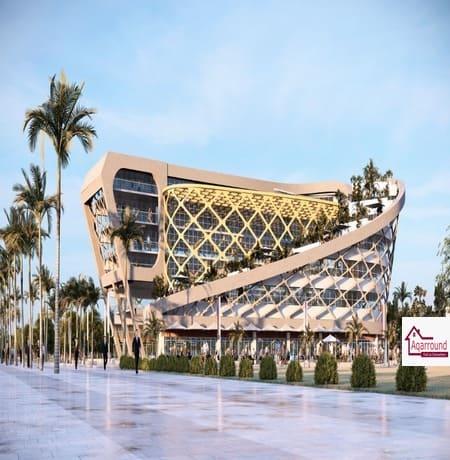 مول مرسا العاصمة الإدارية الجديدة MRSA MALL new capital
