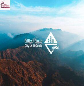 مشروع بيراميدز الجديدة مدينة السحاب بمدينة الجلالة sky city
