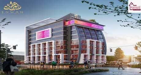 بكسل مول العاصمة الإدارية الجديدة pixel mall new capital