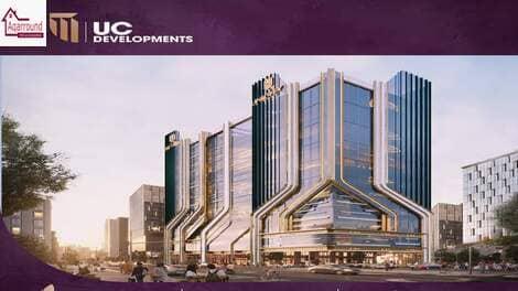 مشروع unitower 1 العاصمة الإدارية