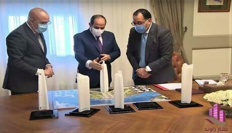 منصات تاور العاصمة الإدارية الجديدة menassat tower new capital