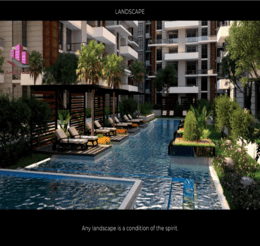 للبيع شقه 164 متر 3 غرف في مشروع دي جويا 2 بمقدم 203 الف جنية
