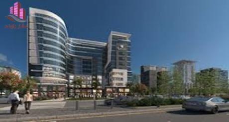 محلات للبيع في ميركوري مول العاصمة الادارية Mercury Business Complex