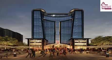 أسعار محلات مول داون تاون العاصمة الإدارية الجديدة Down town mall