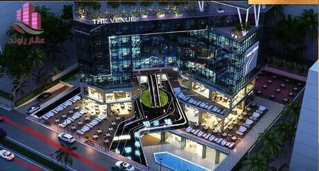 مول ذا فينيو القاهرة الجديدة The Venue Mall