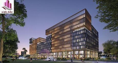 مول ذا لوفت بلازا العاصمة الإدارية The Loft plaza