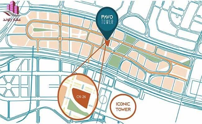 بافو تاور العاصمة الادارية الجديدة Pavo tower new capital