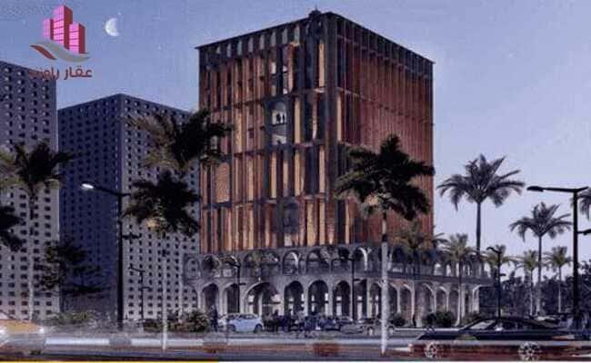 مول اينز تاور العاصمة الادارية الجديدة Mall Eins Tower New Capital