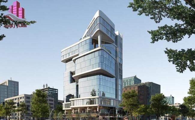 ڤي بيزنس تاور العاصمة الادارية الجديدة V Mall Business Tower