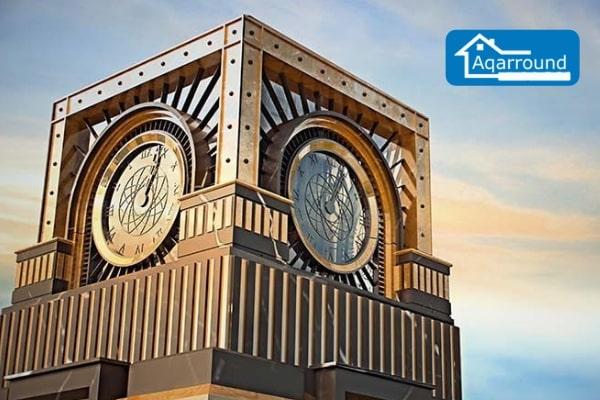 كلوك تاور العاصمة الادارية الجديدة