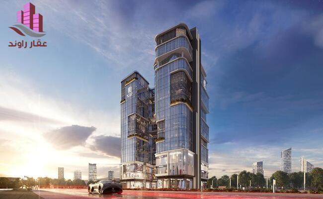 مول ريان تاور العاصمة الادارية Ryan Tower New Capital